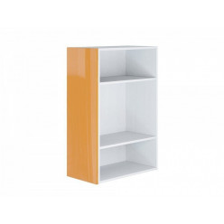 Фасад боковой Валерия-М для верхнего шкафа Оранжевый глянец