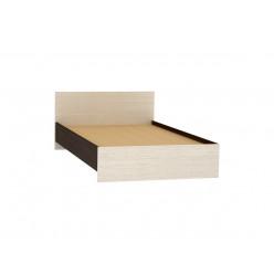 Кровать Бася КР-556 (1,2м) Дуб белфорд