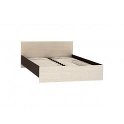 Кровать Бася КР-560 1.4м Дуб белфорд